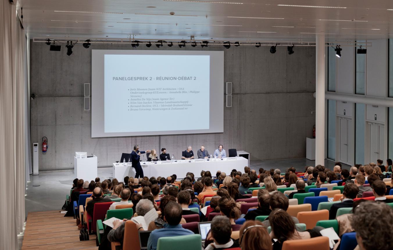 Colloquium 28.01.2016 ©Michiel De Cleene