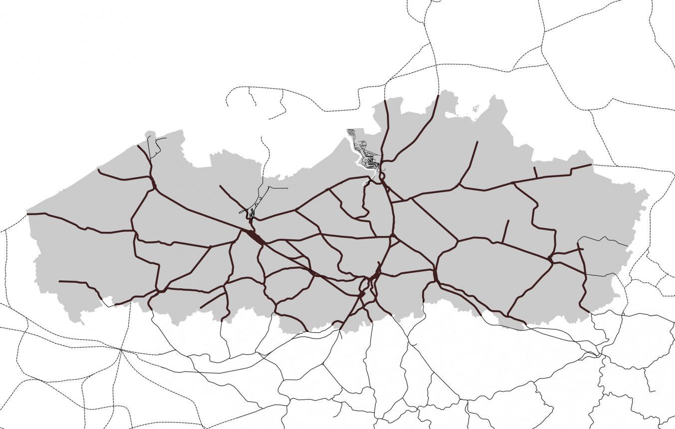 METRO-POLIS, ruimte voor het spoor