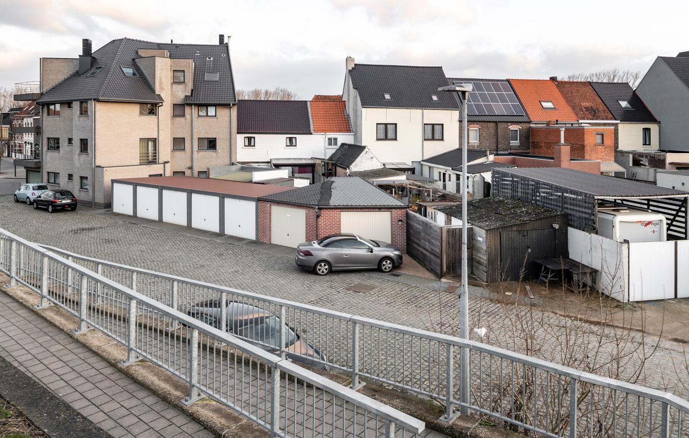 Beeldessay Gent, transitie in mobiliteit en ruimte door Olmo Peeters