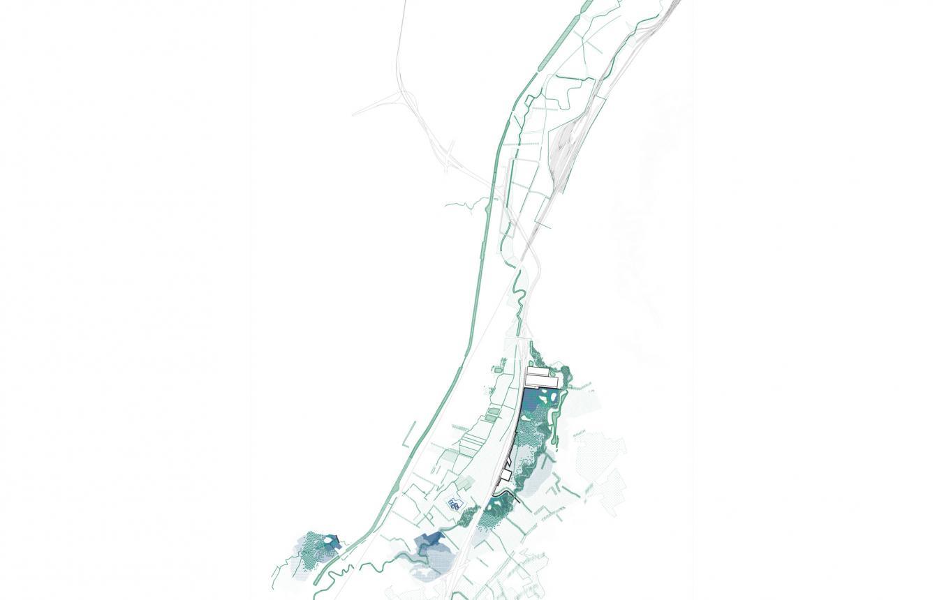 Zonnebeemden ©WIT architecten OSA onderzoeksgroep Philip Stessens Annabelle Blin