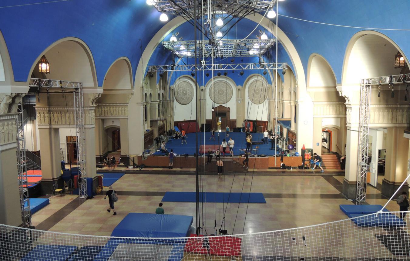 Ecole de Cirque de Québec ©CRKC