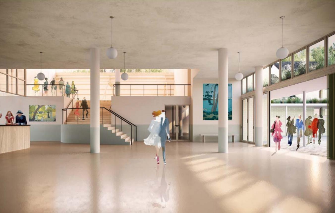 OO3503 visiebundel © Dertien12, Dhooge & Meganck - Ingenieur Architecten, studio basta