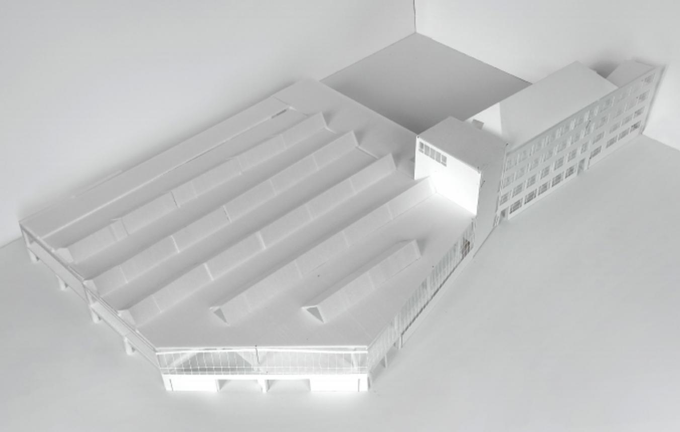 OO3801 visiebundel © BeL Sozietät für Architektur, Bureau bouwtechniek, Imagine Structure, Mouton, Transsolar