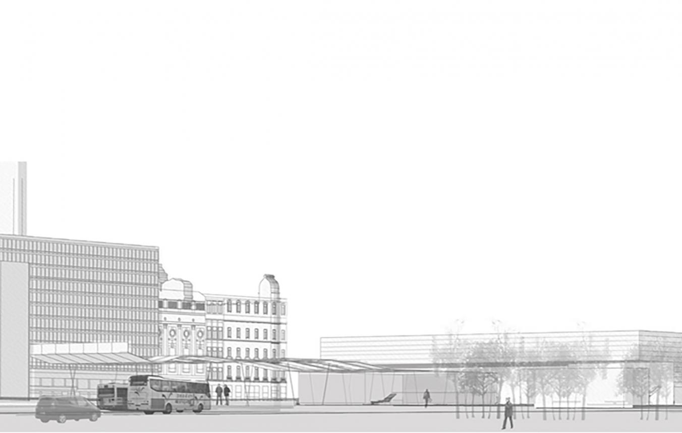 OO0625 Operaplein Antwerpen - ontwerpvisie Manuel de Solà-Morales