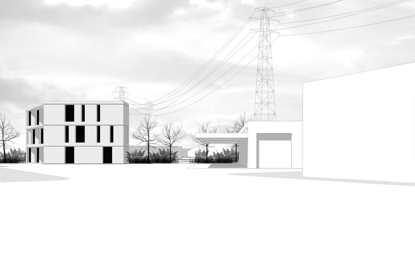 OO1811 Visiebeeld © BLAF architecten bvba