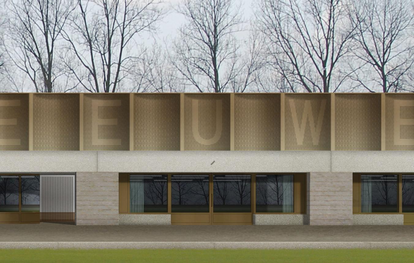OO1824 Visiebeeld © Happel Cornelisse Architecten.