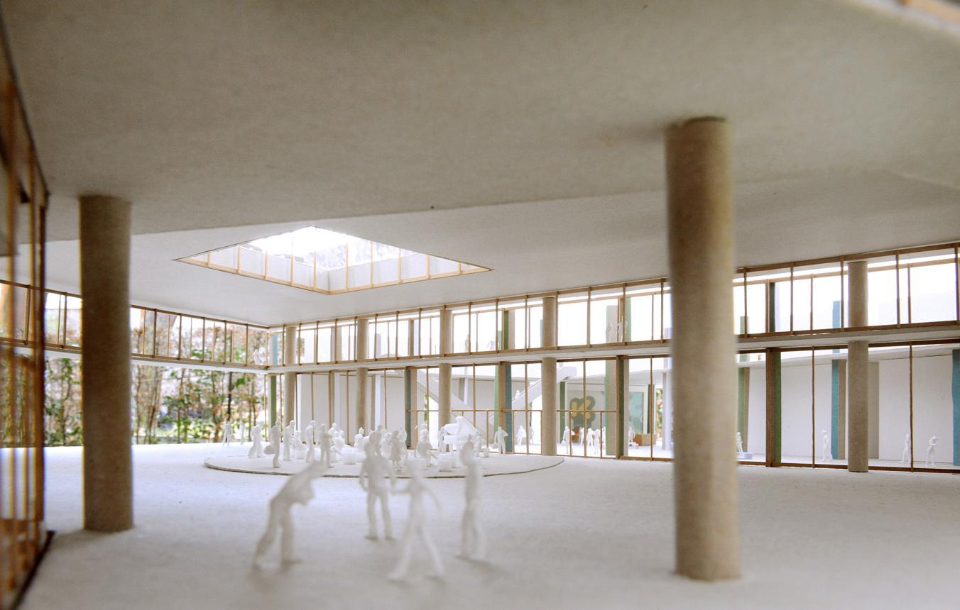 ©Robbrecht en Daem architecten / Dierendonckblancke architecten