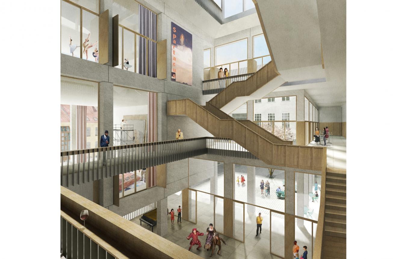 OO3602 visiebundel © BAS / Dirk Jaspaert, DRDH Architects Ltd
