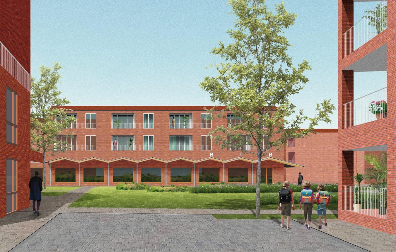 OO3304 visiebundel © architecten Els Claessens en Tania Vandenbussche, Blauwdruk Stedenbouw