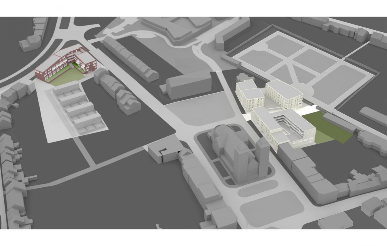 OO1602 Visiebundel © architecten Els Claessens en Tania Vandenbussche, Tom Thys architecten