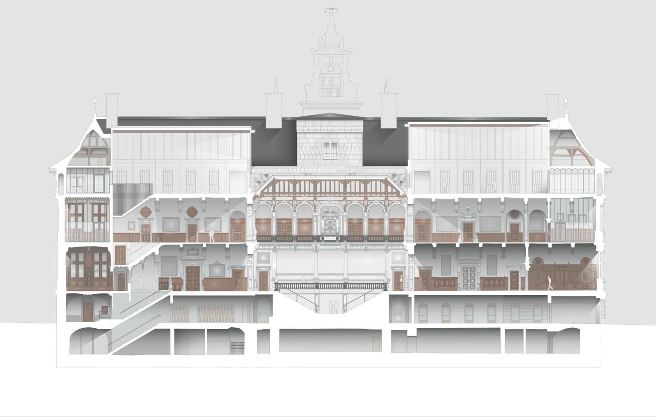 oo2802 antwerpen stadhuis antwerpen vlaams bouwmeester. Black Bedroom Furniture Sets. Home Design Ideas