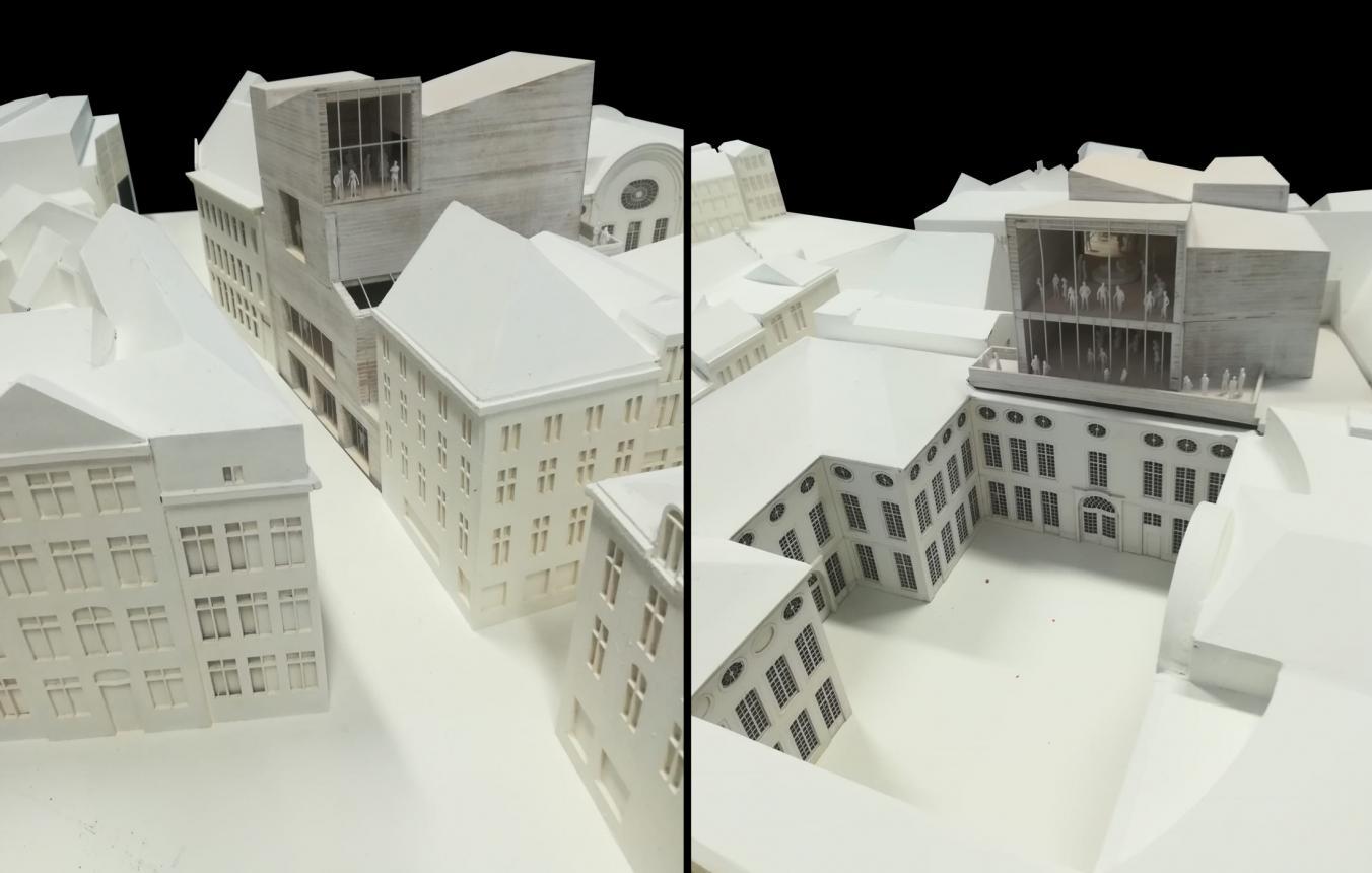 OO3601 Maquette Designmuseum Gent