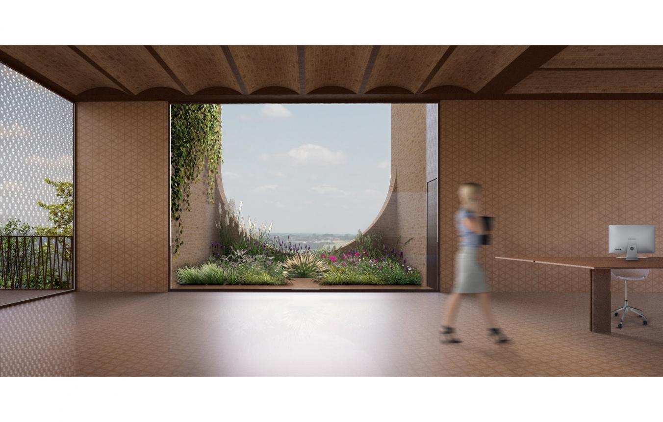 OO03901 visiebundel © Bart Macken Eef Boeckx Partnership, C+S Architects Limited