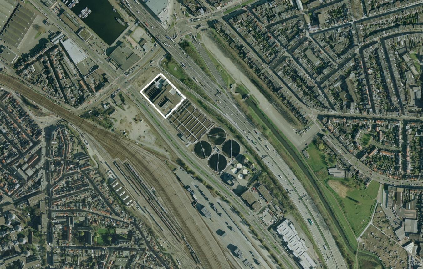Luchtfoto OO1821 Deurne © GDI-Vlaanderen