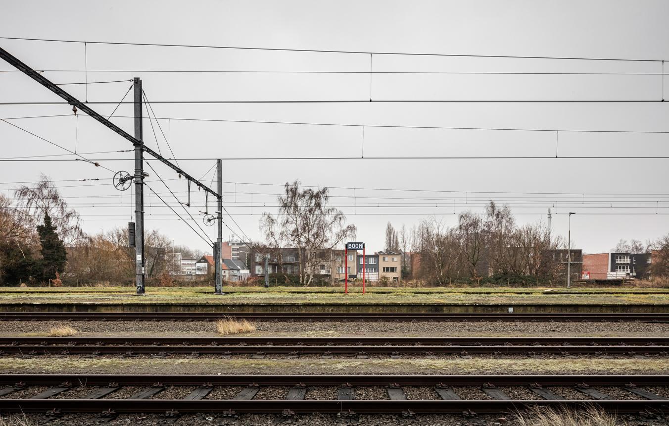 Sitefoto's OO3902 Stationsomgeving Boom