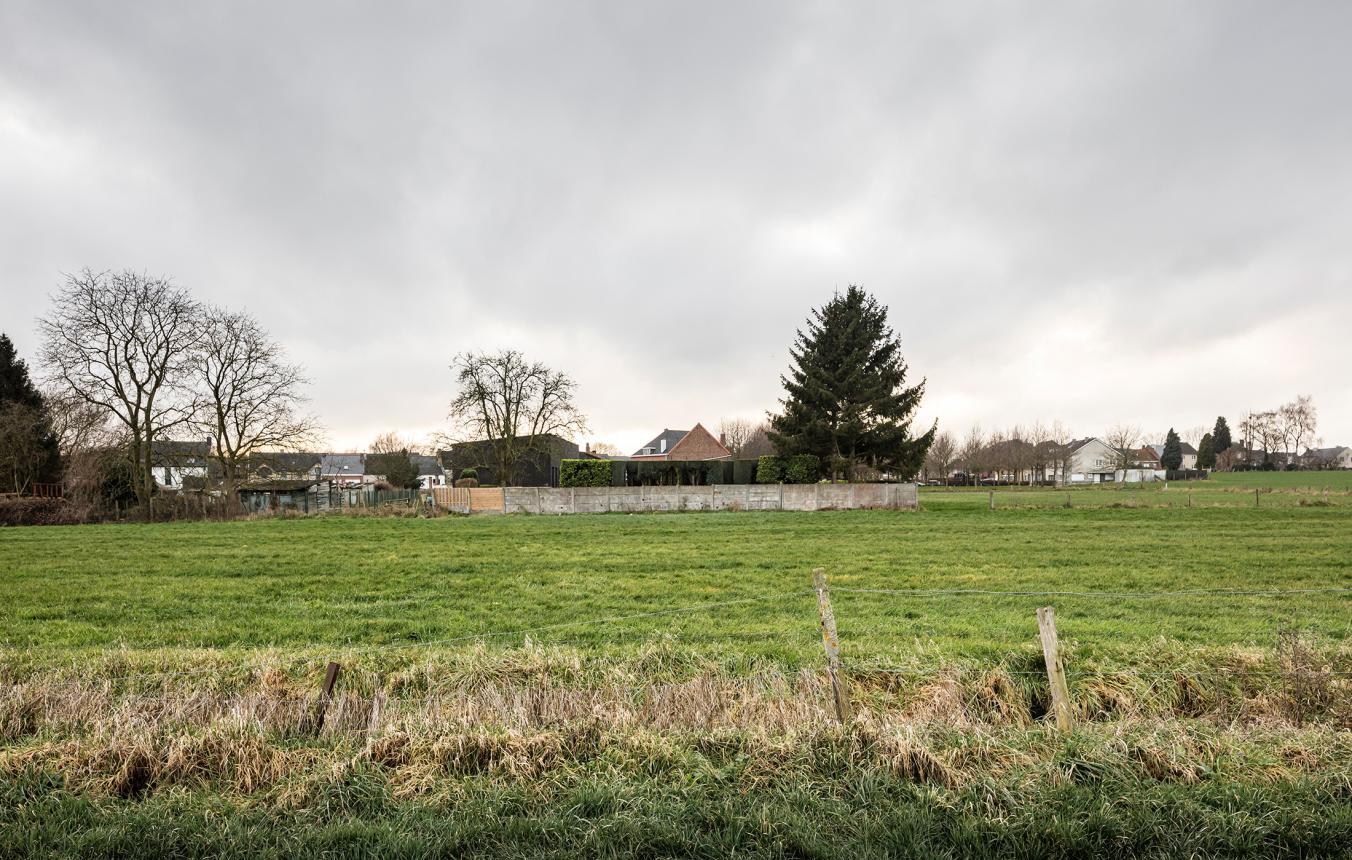 Sitefoto's OO3905 Masterplan Wolfsgracht Denderleeuw