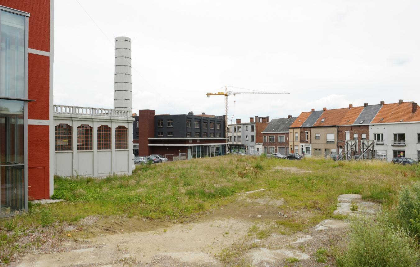 Locatie Open Oproep 1616 © Michael De Lausnay