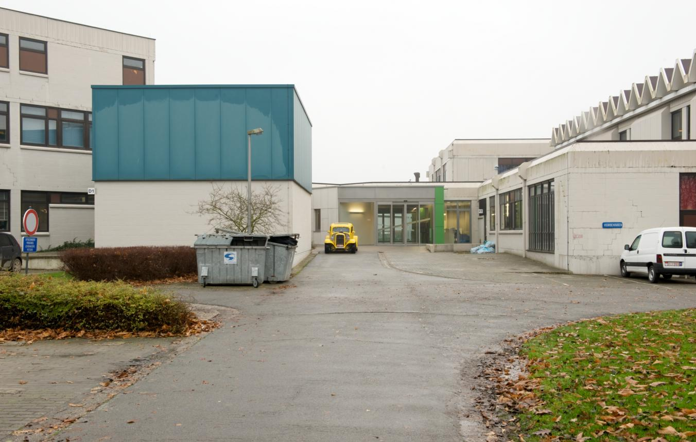 Locatie Open Oproep 1724 © Michael De Lausnay