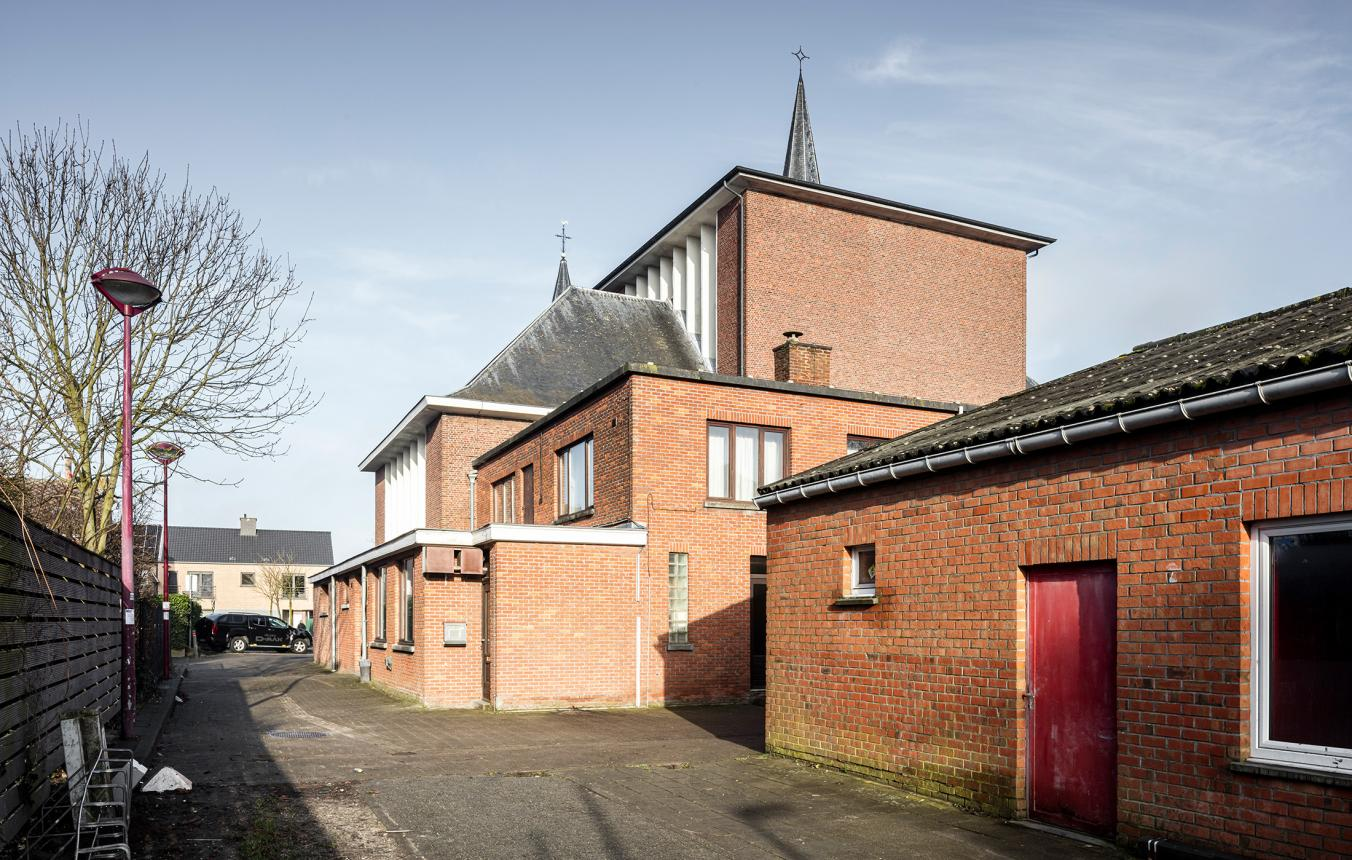 Sitefoto's OO3904 Masterplan Lippelo Oppuurs in Puurs-Sint-Amands