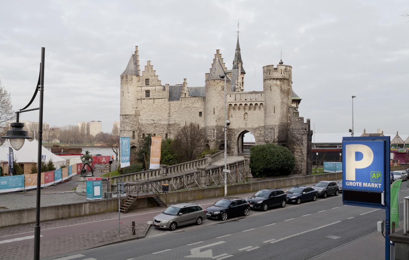 OO3101 Antwerpen Het Steen ©Michiel De Cleene