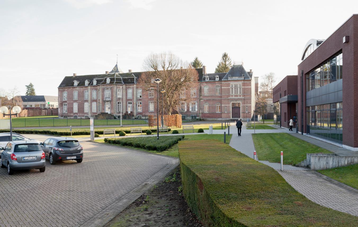 OO3103 Medisch Centrum Sint-Jozef Bilzen ©Michiel De Cleene