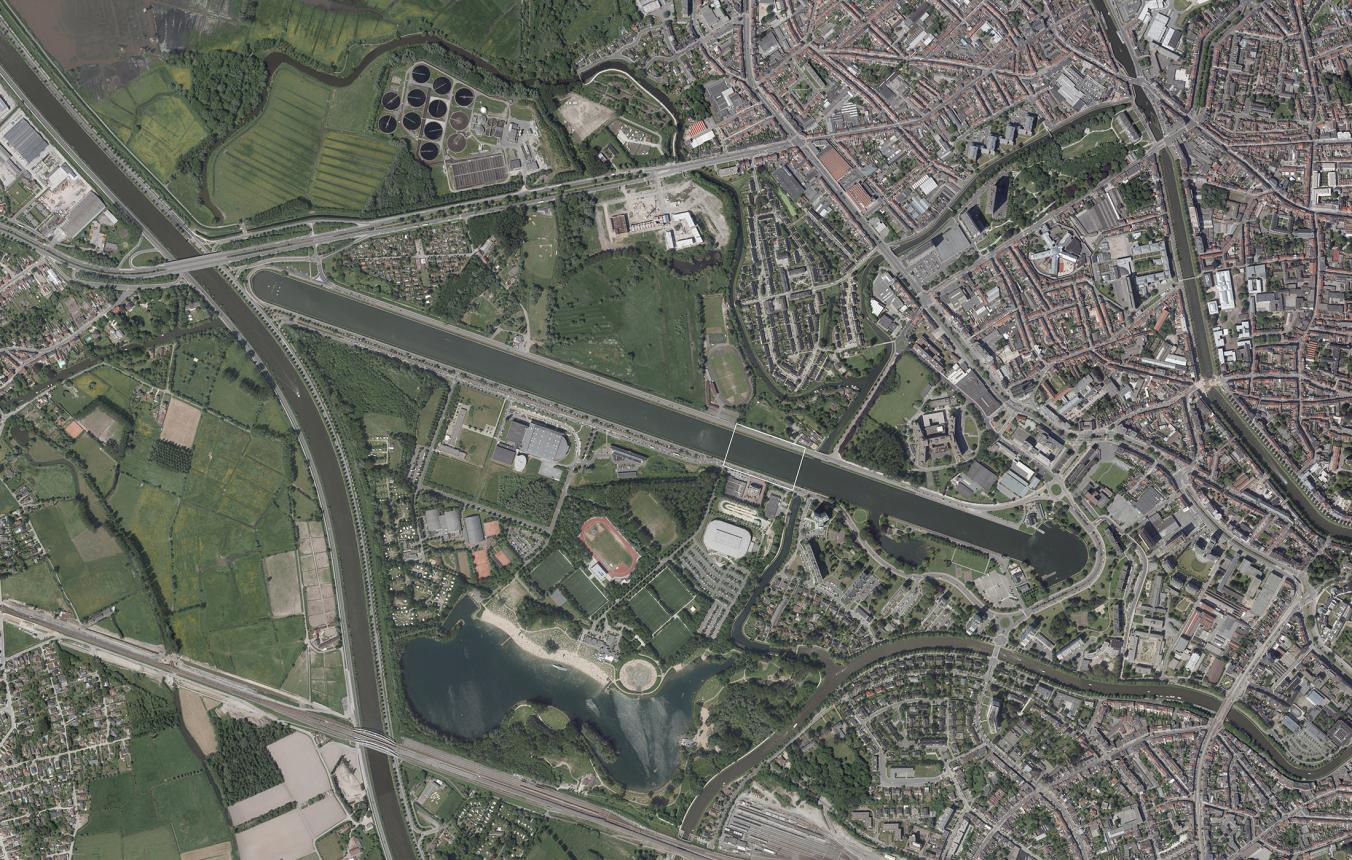 L055 Gand (Westerringspoor-fietsroute) (L55) OO2804_locatie
