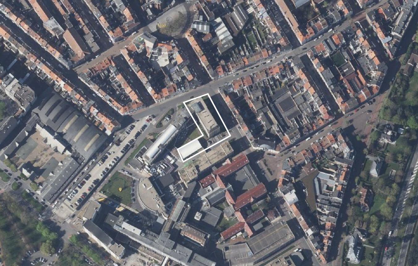 OO3402 Boarebreker Oostende luchtfoto