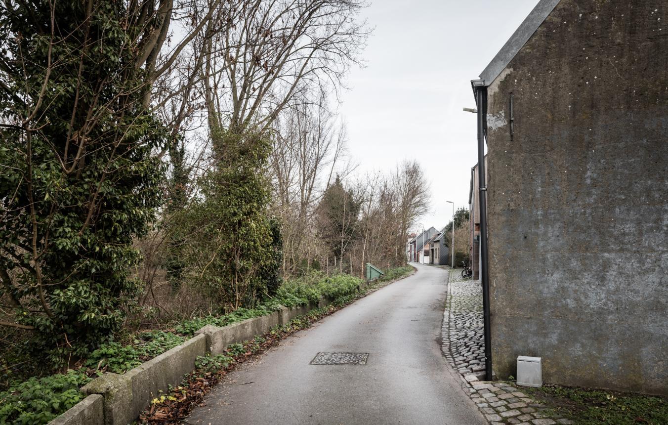 Sitefoto's OO3710 Masterplan kaaien Puurs-Sint-Amands