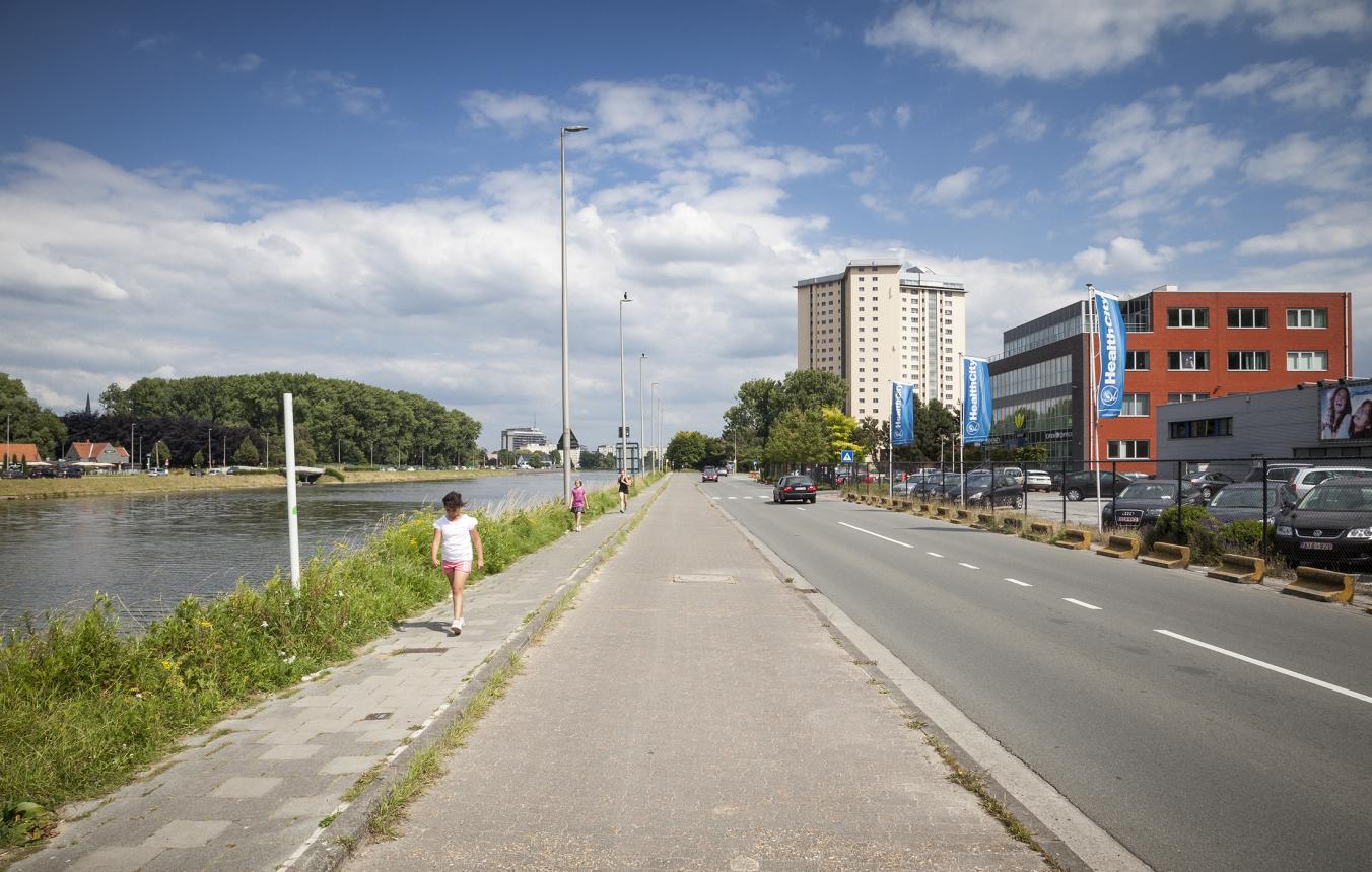 L055 Gand (Westerringspoor-fietsroute) (L55) WSB053