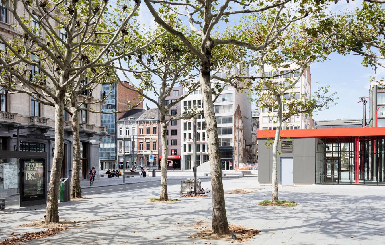 OO0625 Operaplein Antwerpen realisatie