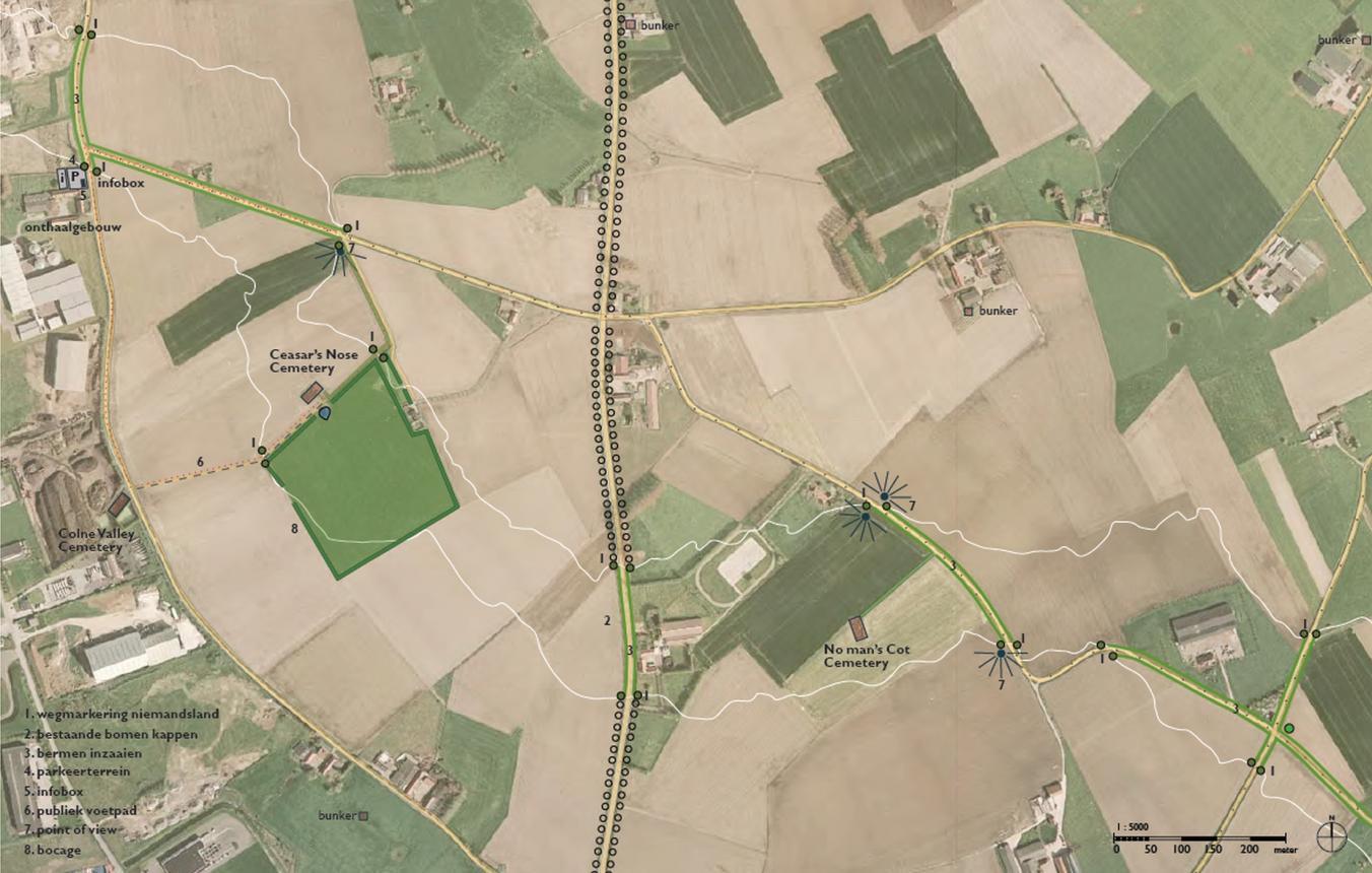 Masterplan © Geurst & Schulze architecten bv, Lodewijk Baljon landschapsarchitecten