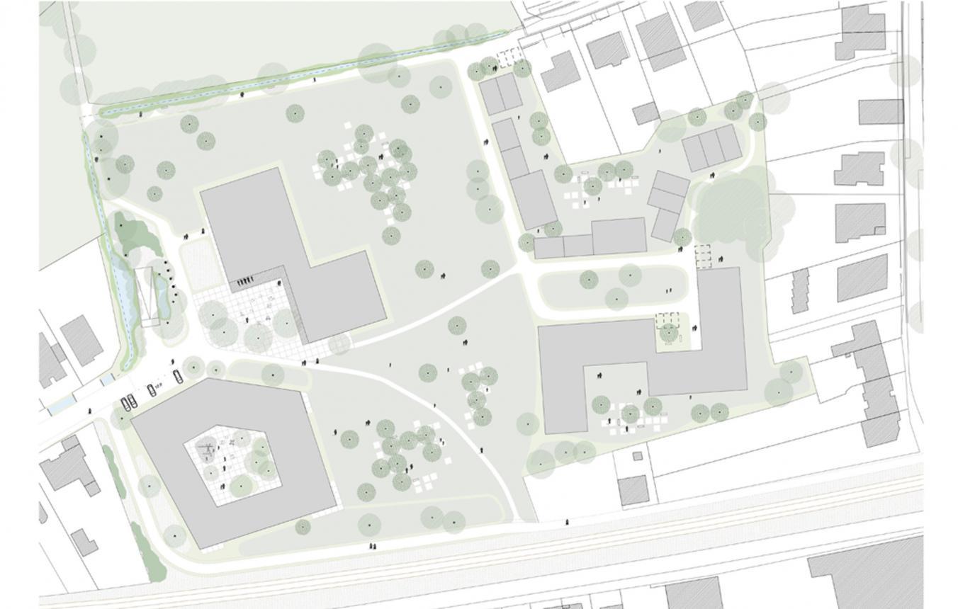 Pilootproject Zorg, Klein Veldekens Geel