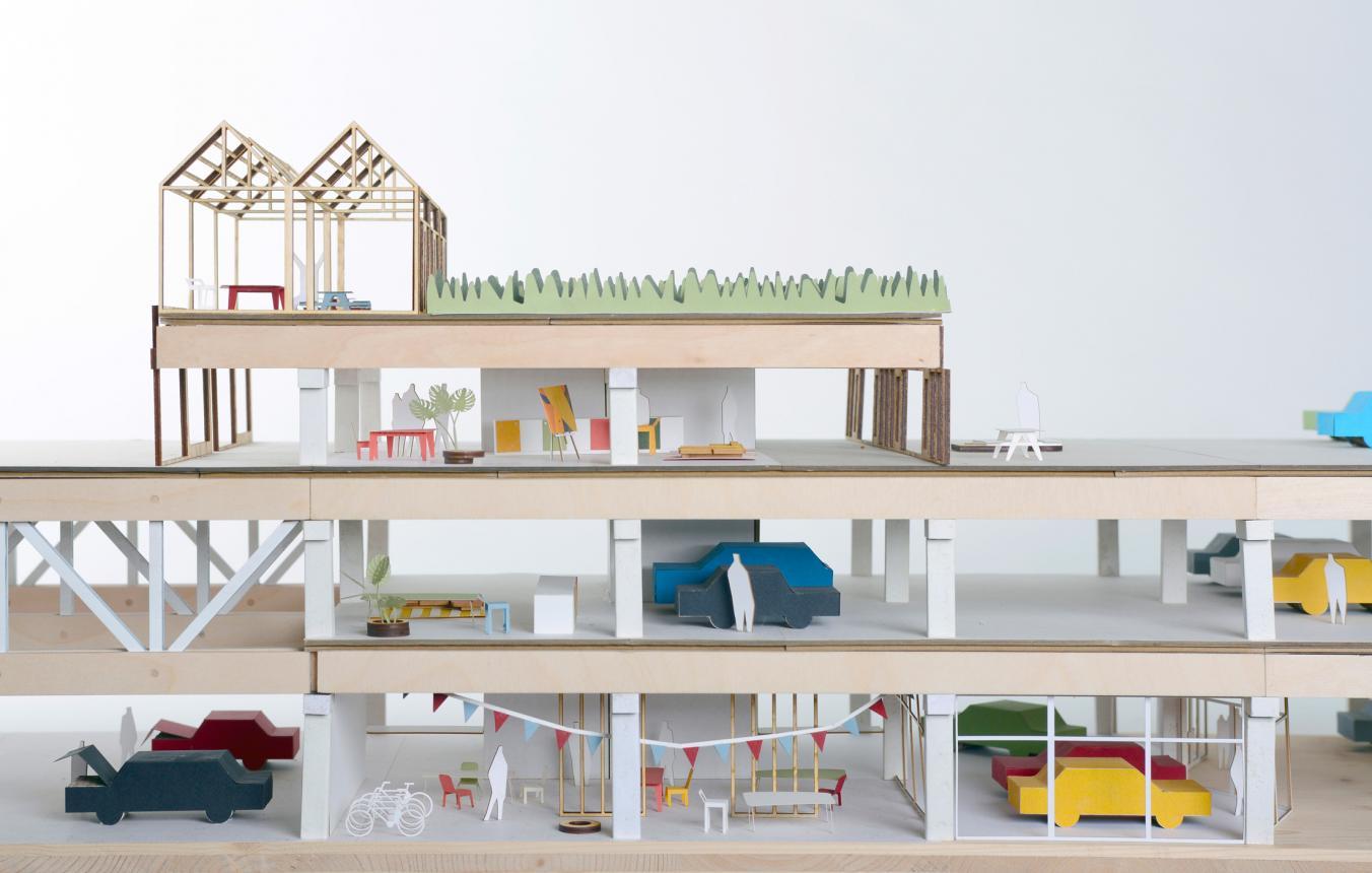 BWMSTR Label 021 Construct: de architectuur van de constructie