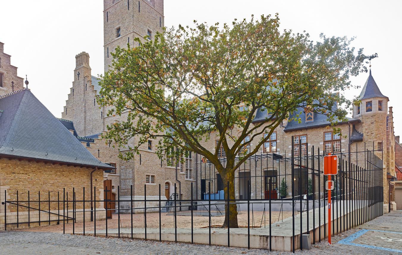 Gemeentehuis Diksmuide