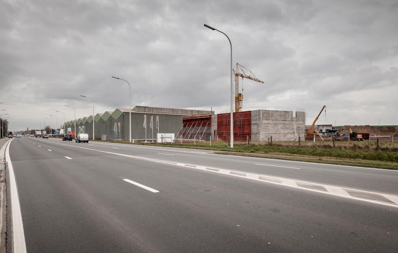PPPL2 - Roeselare - Reo-veiling site Vuylsteke - ©Tim Van de Velde