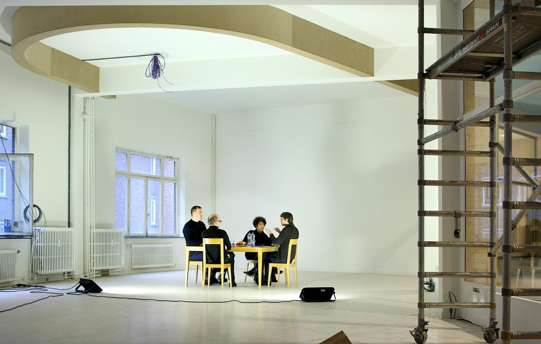 Werf Atelier Bouwmeester ©Filip Dujardin