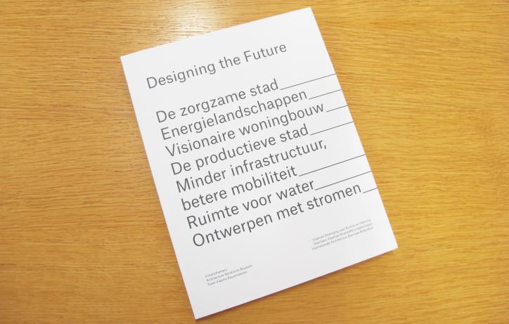 Publicatie Design the Future online te bekijken