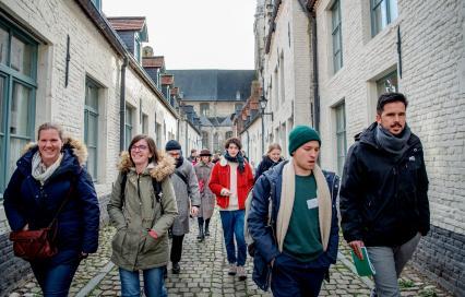 27 jonge ontwerpers en 13 kunstenaars aan zet in de Meesterproef 2019 Sociaal Wonen