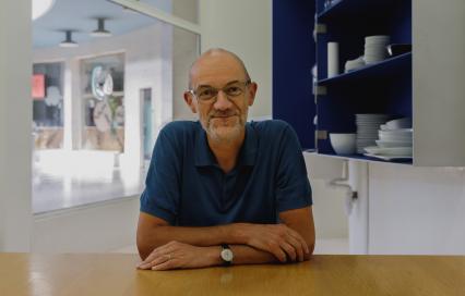 Erik Wieërs op 'Wonen onder de kerktoren' in Turnhout op 27 juni