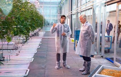 Koning Filip opent Agrotopia in Roeselare