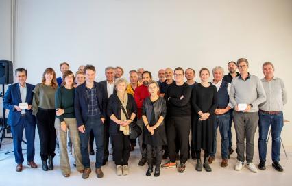 Laureaten Prijs Wivina Demeester voor Excellent Bouwheerschap 2021