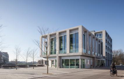 Open Oproep 1604 Gemeentelijk administratief centrum, ©Tim Van de Velde, Tony Fretton Architects