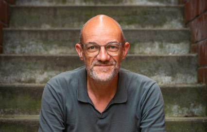 Een foto van Erik Wieërs gemaakt door Dirk Kerstens