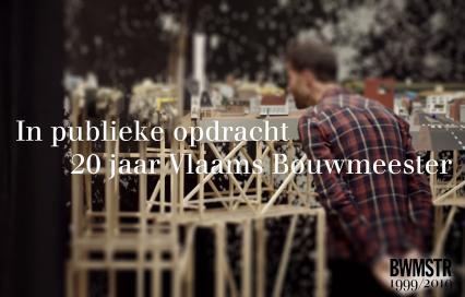 Bekijk de film 'In publieke opdracht. 20 jaar Vlaams Bouwmeester'