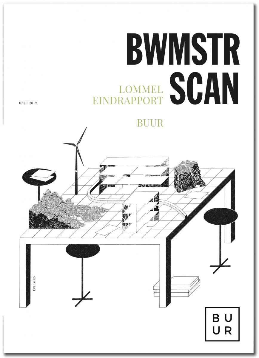 Cover eindrapport Bouwmeester Scan Lommel