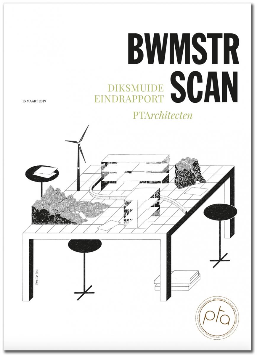 Cover eindrapport Bouwmeester Scan Diksmuide