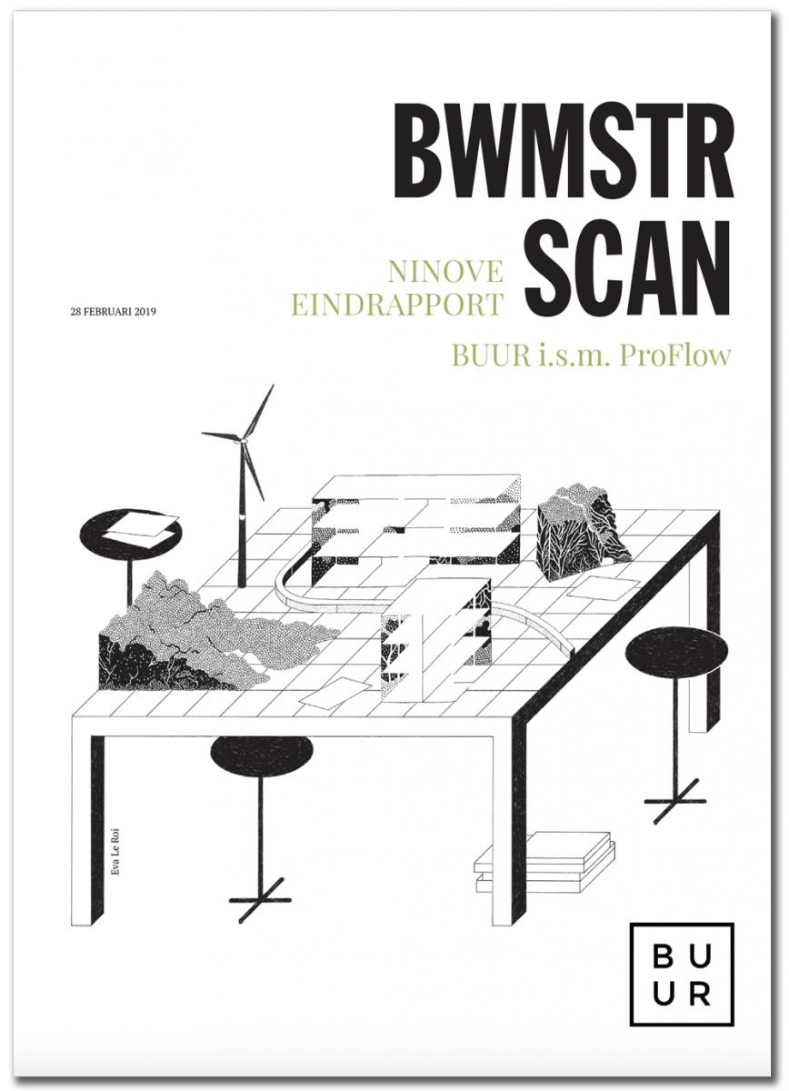 Cover eindrapport Bouwmeester Scan Ninove