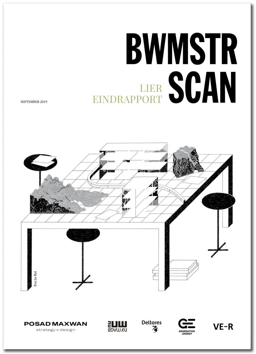 Cover eindrapport Bouwmeester Scan Lier